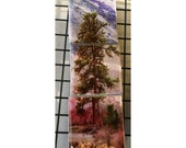 Magnet Set Canyon Pine  5.25 in x 1.75 in