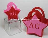 American Girl Favor Boxes