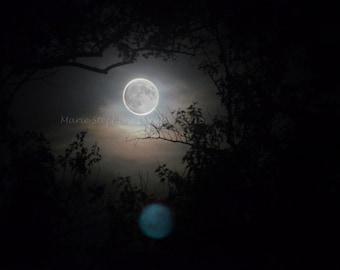 Super Blood Moon, September 2015, Full Moon