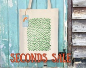 SECONDS SALE Woodland Trees Tote Bag