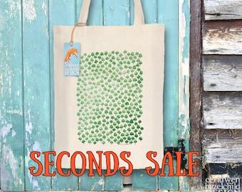 SECONDS SALE Woodland Trees Fair Trade Tote Bag