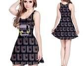 Playing with Myself Sleeveless Dress
