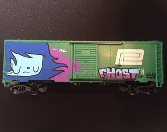 Grafitti Train - Ghost Vampire