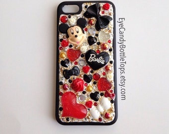 Decoden Mickey Mouse iPhone 5/5s Case