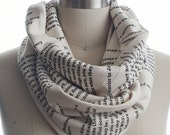 ON SALE: Pride and Prejudice Book Scarf