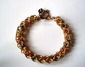 Captured Crystals Bracelet