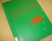 1958 Small One By Zhenya Gay Bunny Book Baby Cottontail  Children's Vintage Literature