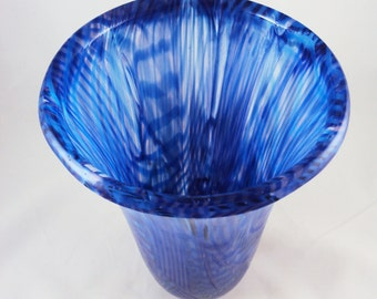 shades of blue vessel
