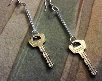 Closing Shop Keys To Your Heart