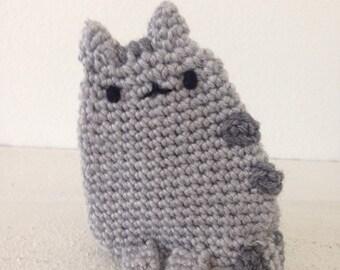 "Crochet Acrylic ""Eco Tawashi"" Dish Scrubbies Ttotoro inspired"
