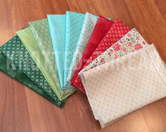 Holiday Fabrics Blender Bundle