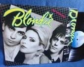 "Vintage, Blondie - ""Eat To The Beat"", Vinyl LP, Record Album, Original 1979 Chrysalis, Dreaming, Atomic, Pop, New Wave, Punk, Deborah Harry"