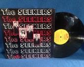 "Vintage, The Seekers - ""S/T"" Vinyl LP, Record Album, Original 1st Marvel Press, Kumbaya, Lonesome Traveller, All My Trials, Folk Rock"