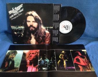 "Vintage, Bob Seger & The Silver Bullet Band - ""Stranger In Town"", Vinyl LP, Record Album, Original 1978 Press, Old Time Rock And Roll"