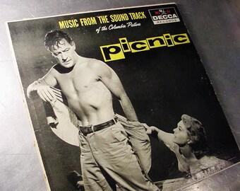 Vinyl Record Album PICNIC DECCA Sexy Cover