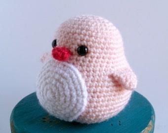 Shuffles the Baby Crochet Penguin