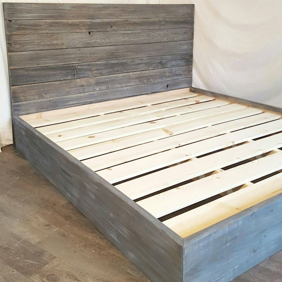 Weathered Wood Furniture Diy