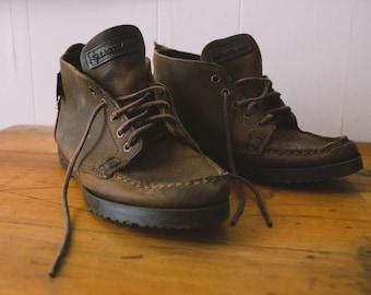 Vintage Eastland Ankle Boots