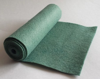 SALE 5x36 Willow Wool Blend Felt Roll