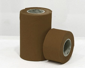 Cotton Bias - Simple Series Brown -  10 Yards - in 4cm or 10cm - by the roll 88097
