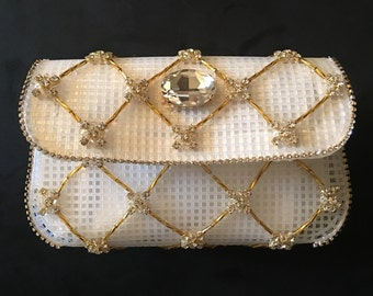 Jeweled Evening Clutch #1