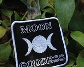 moon goddess patch