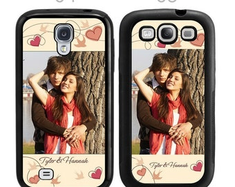 Customized Photo Romantic Samsung Galaxy Case