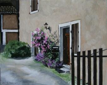 A Door in France