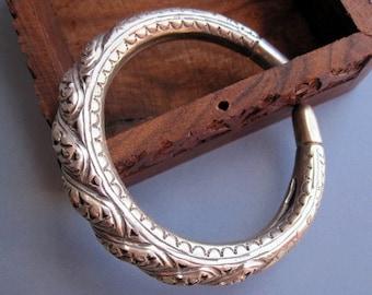 Silver India Bracelet