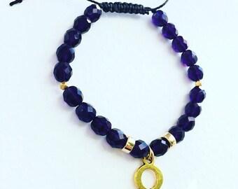 Pre-Order Item: Order Your Custom Omega Psi Phi Bracelet