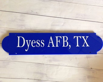 ADDITIONAL Duty Station Sign, military duty station sign, Home is where,military, Army, Air Force, Marines,duty station board