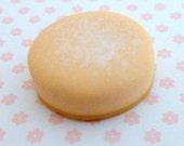 1:12 scale Vanilla Cheesecake....handmade.....miniature