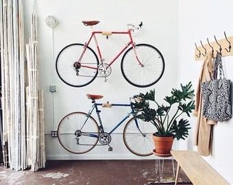 Minimal Bicycle Bike Wall Hanger Mount Storage
