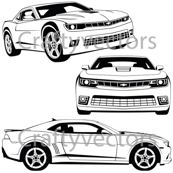 Chevy Design Template