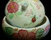 Porcelain Box Blue Ridge
