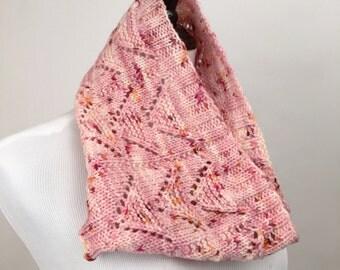 Pink Pyramids Cowl