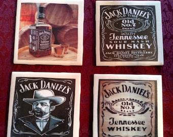 Jack Daniels Coasters