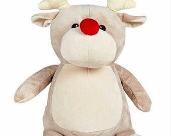 Reindeer stuffed animal