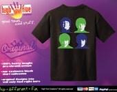 Beatles Black T-Shirt
