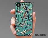 Cherry Blossoms Phone Case for iPhone 6/6S, 6+/6S+, 5/5S, 5C, 4/4S, iPod 5th Gen, Samsung Galaxy S6, Galaxy S5, Galaxy S4 & Galaxy S3