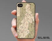 Vintage Czech Republic Map Case for iPhone 6/6S, 6+/6S+, 5/5S, 5C, 4/4S, iPod Gen 5, Samsung Galaxy S6, Galaxy S5, Galaxy S4, Galaxy S3