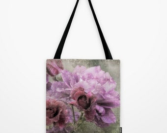 Tote Bag Dusty Pink Rose