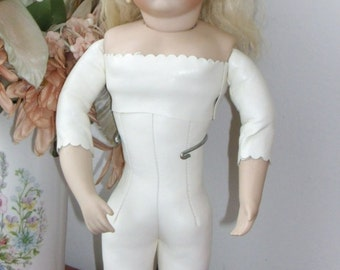 FRENCH BRU JNE 11 Pretty undressed  Antique Reproduction 42cm Bebe Reduced