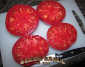 SALE -Brandywine Heirloom Tomato Seeds