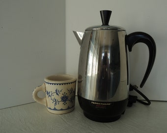 Farberware Percolator, 6-8 Cup, Superfast, Excellent working condition, Vintage