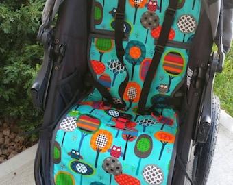 Custom fit Bob stroller liners