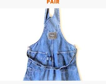 Denim apron for real men
