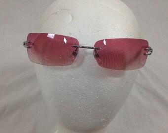 pink diva glasses