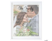 Custom Printable LDS Family Proclamation // Digital File