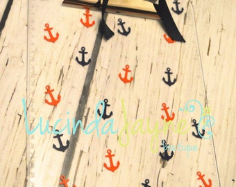 Anchors Personalized Clipboard